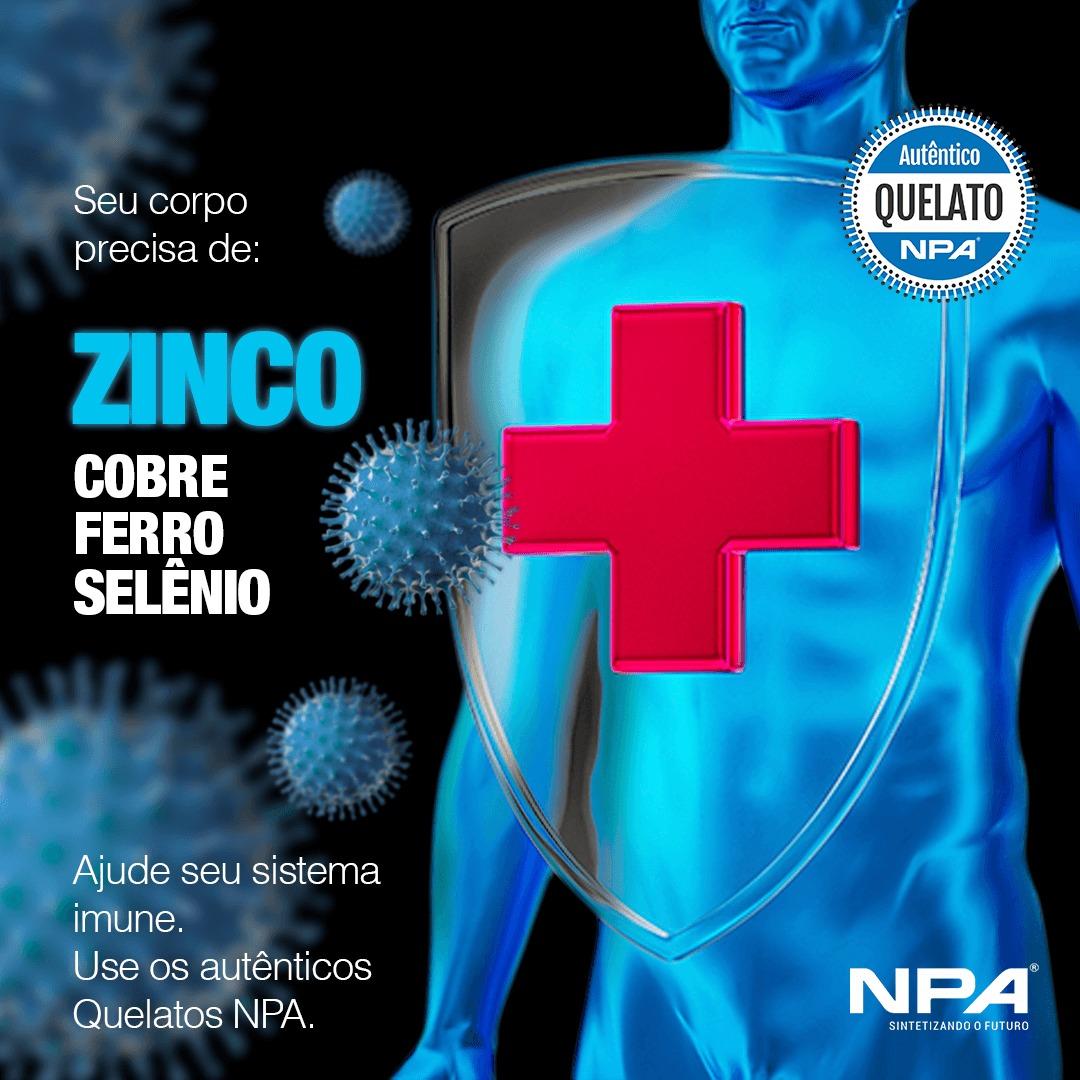 Zinco - Um grande aliado para sua Imunidade